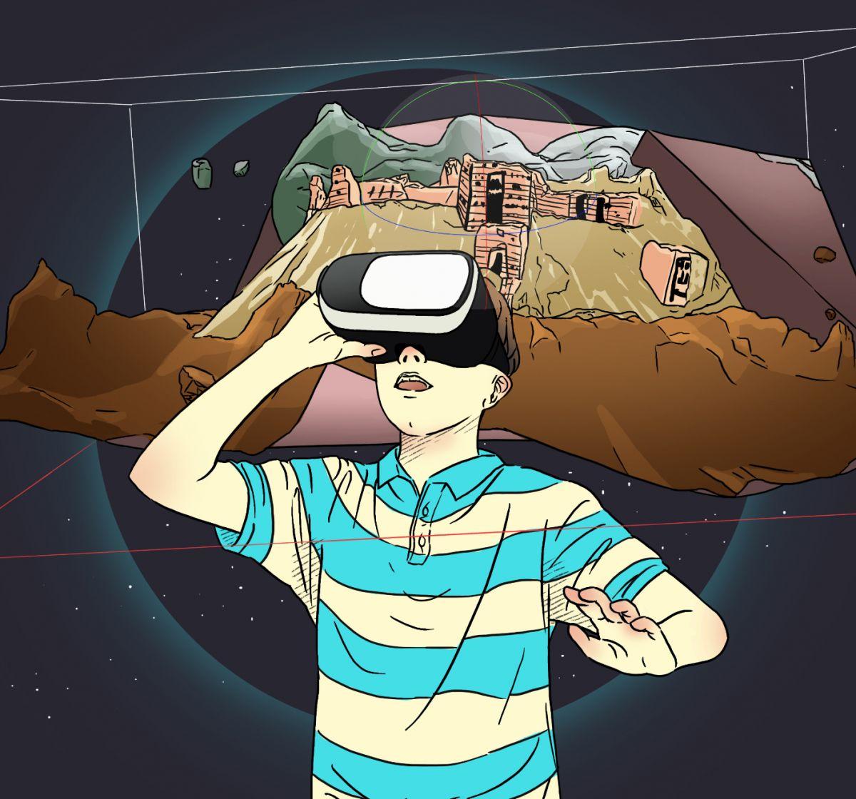 Future Aleppo VR